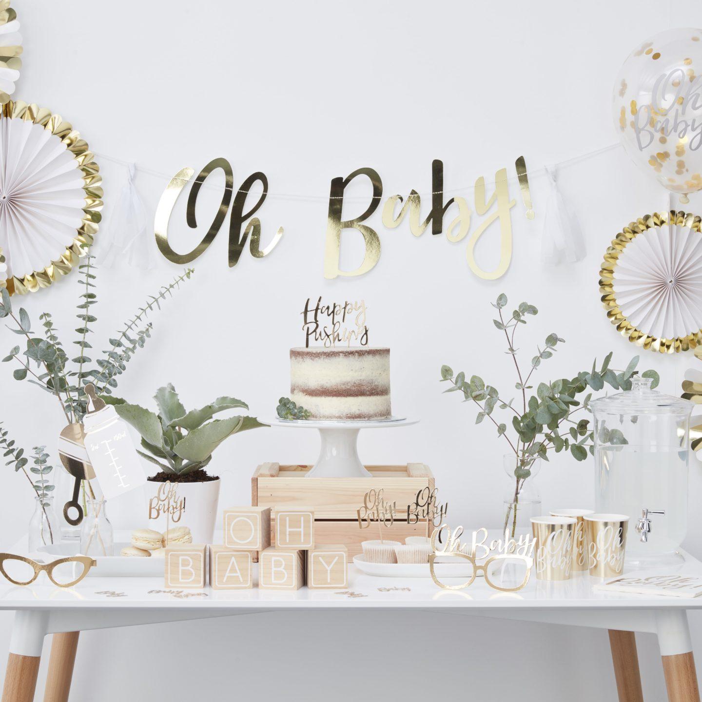 Een Sweet Table op je Gender Reveal party!