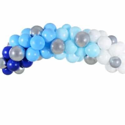gender reveal ballonnen kit