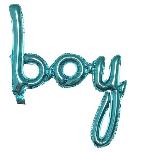 Folie ballon - Boy