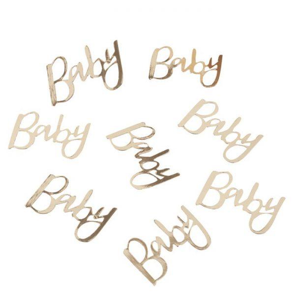 Oh Baby Tafelconfetti