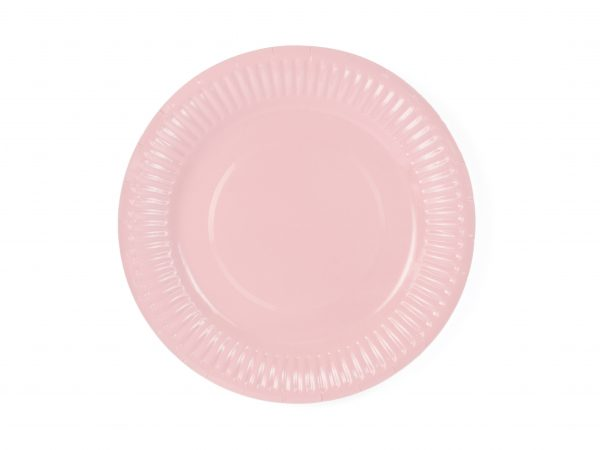 Bordjes roze (6 st.)