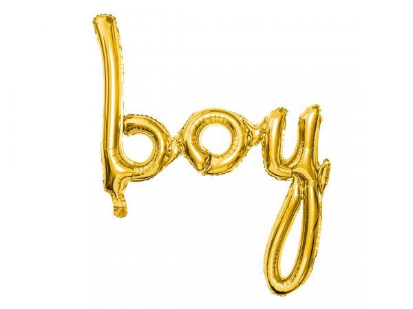 folie ballon boy